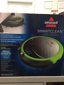 Bissell SmartClean 1605 Vacuum Cleaning Robot - BRAND NEW