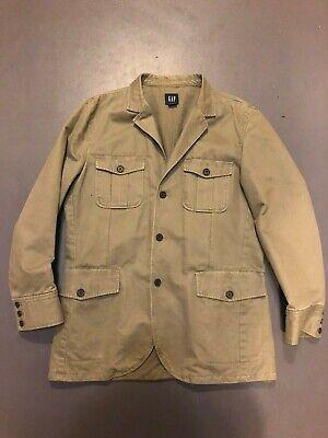 """Gap OD Military M43 style Feild Jacket XL  48"""""""