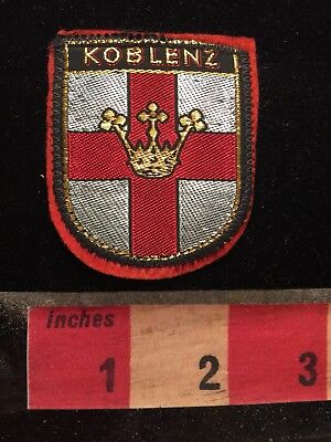 Coat Of Arms KOBLENZ Germany Patch - Europe 70E9