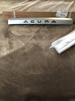 2001-2006 Acura MDX Tail Gate Molding Oem 01-06 MDX Rear Hatch Trim Panel