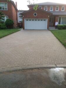 Restore  landscape stones, interlock, patio and concrete!
