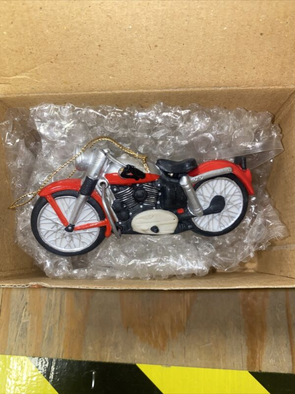 Harley-Davidson Early Sportster Ornament 97900-01Z (TY)