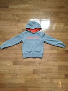 Kids bench hoodie size 5/6