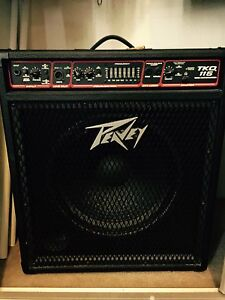 150w Bass Amp Peavey TKQ Revesby Bankstown Area Preview