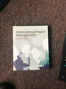 International Project Management (Kathryn Köster) and Agile