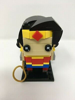 Lego Wonder Woman Brickheadz store build event WW1 WW-1, similar to 41599