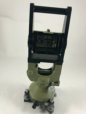 Wild Theodolite Custom Gap Auto-collimation
