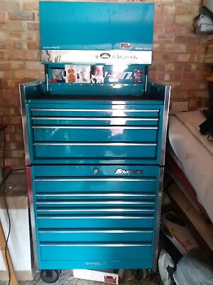 Used, Snap on tool box for sale  Crawley