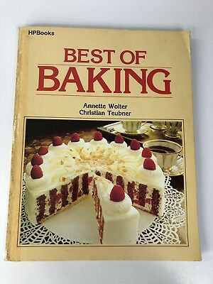 Annette Wolter / Best of Baking Cookbooks Softcover