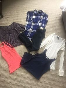 Clothing lot size small,  Guess, Diesel, Line, Sandwich