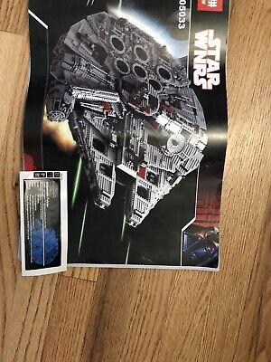Lego Star Wars Compatible Ultimate Collector's Millennium Falcon (5922 Pieces)