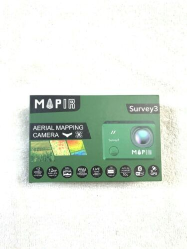 Mapir Survey 3 RGB Camera with 5.4mm Lens