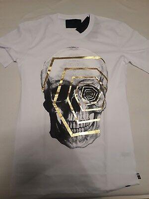 Philipp Plein T-shirt XL Neu mit Etikett !!! Weihnachtsangebot ()