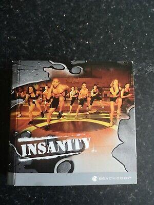 insanity dvd