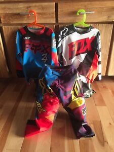 Vêtements motocross enfant (YOUTH XS)
