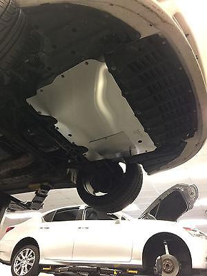 Lexus SC400 Heavy Duty ALUMINUM ENGINE SPLASH SHIELD / Guard / Under Tray Heavy Duty Tray