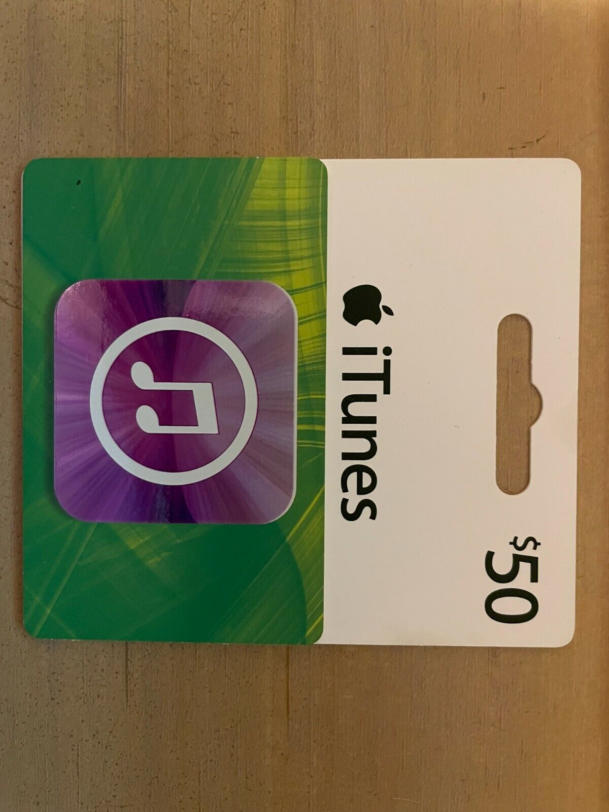 50 ITunes Gift Card - $44.00