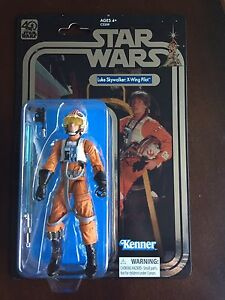 Star Wars Luke Skywalker X-Wing Pilot 40th anniversary