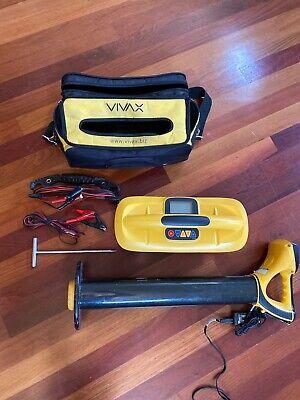 Vivax Metrotech Vx211-1 Vlocml2 Pipe Cable Locator Vx200-4 Transmitter