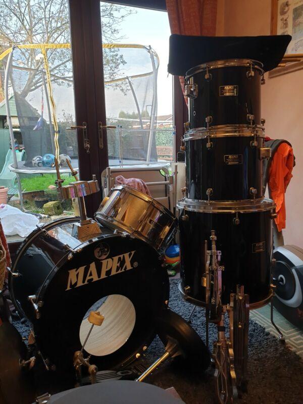 Mapex Venus Drum Kit with extras