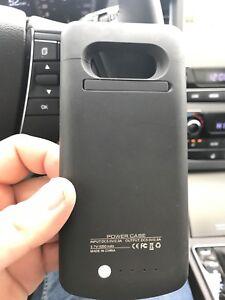 S7 edge battery backup case