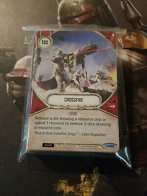 Star Wars Destiny Complete Common Set 57 Cards - Empire at War