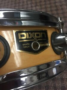 Dixon piccolo S are drum