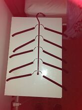 Space Saving 5 in 1 Coat Hangers Waterford West Logan Area Preview