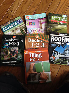 13 Home Renovation Reference Books