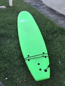 Surfboard 7'6' Softech - Perfect Learners Manly Manly Area Preview