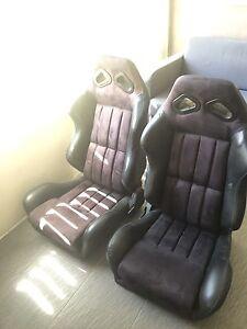 racing bucket seats *pricedrop* Cloverdale Belmont Area Preview