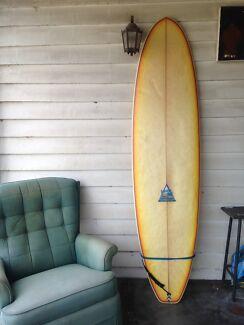 Laguna bay longboard 7,2!