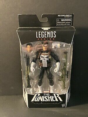 "The Punisher - Sealed 6"" figure series Marvel Legends series Walgreens Exclusive"