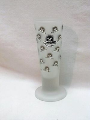 Mickey Mouse Shot Glass Hollywood Pictures California Frosted Hurricane Style