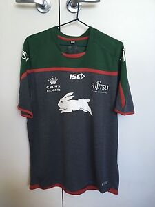 Rabbitohs 2015 Training Jersey size L Kingsford Eastern Suburbs Preview