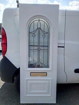 second hand upvc door panel