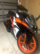 2017 RC 390 ktm - (LOW KMS) practically brand new.  PRICE DROP Tapping Wanneroo Area Preview