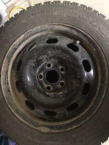 Goodyear Nordic winter tires Regina Regina Area image 2