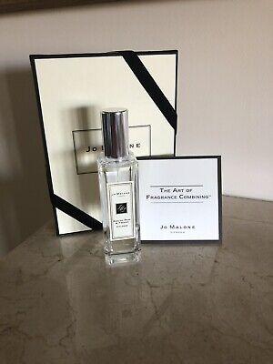 Jo Malone English Pear & Freesia 30ml Brand New Plus Box Rrp £48