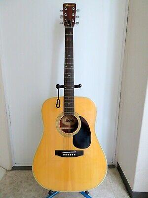 Morris W-20 Japan Vintage Acoustic Guitar DHL/Japan Post Sea Mail