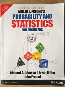 Probability and Statistics for Engineers International Edition