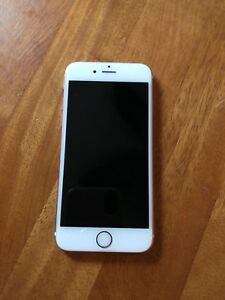 16G Rose Gold IPhone 6s