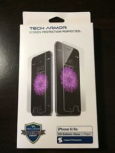 Glass screen protector for iPhone 6/6s/7 St. John's Newfoundland image 1