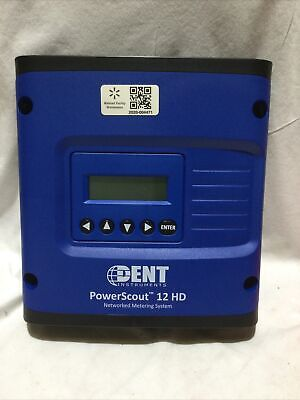 Dent Instruments Powerscout 12 Hd Multi-circuit Power Submeter