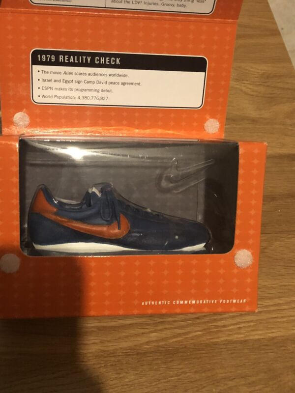 NikE LDF WAFFLE AIR Ceramic Bowen Designs Collectors Edition Mint In Box Sneaker