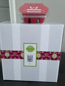 Scentsy burner and melts