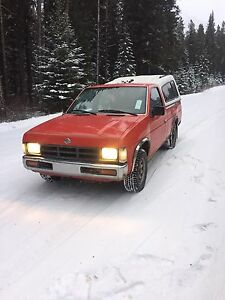 1994 Nissan truck trade for a 4x4
