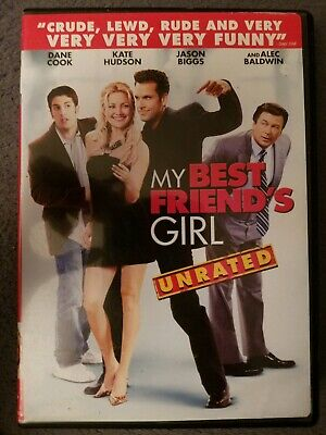 My Best Friend's Girl (DVD, 2009, Widescreen Unrated