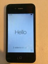 Apple iPhone 4s 16GB smartphone Burringbar Tweed Heads Area Preview