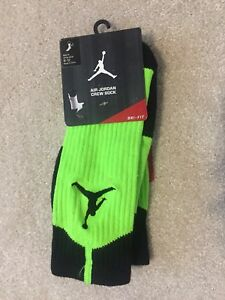 Air Jordan Socks.Brand New size L